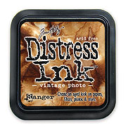 Vintage Photo Distress Dye Ink Pad picture