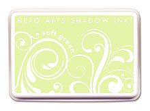 Soft Green Ink Pad picture