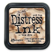 Tim Holtz: Tea Dye Distress Dye Ink Pad picture