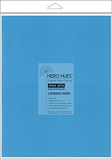 Cerulean Layering Papers picture