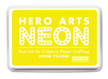 Af Neon Ink Pad - Yellow picture