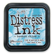 Tim Holtz: Broken China Distress Dye Ink Pad picture