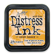 Wild Honey Distress Dye Ink Pad picture
