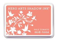 Pale Tomato Mid-Tone Shadow Ink picture