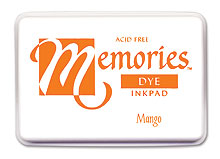 Memories Ink Pad - Mango picture