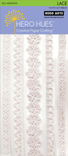 White Adhesive Lace picture
