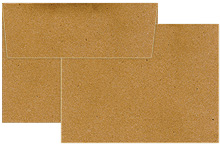 Kraft Notecards With Envelopes (8) picture