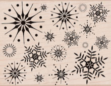 Stunning Snowflakes picture