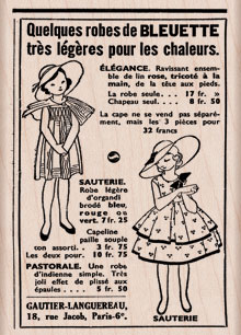 French Dresses picture