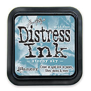 Stormy Sky Distress Dye Ink Pad picture