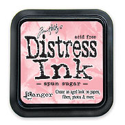 Spun Sugar Distress Dye Ink Pad picture