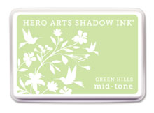 Green Hills Shadow Ink Mid-Tone picture