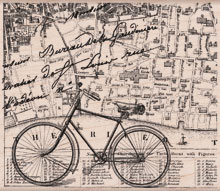 Bicycle Collage picture