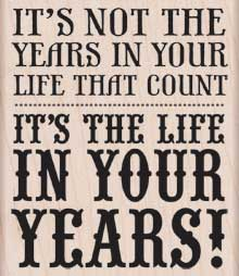 Life In Your Years! picture