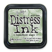 Bundled Sage Distress Dye Ink Pad picture