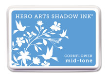 Cornflower Mid-Tone Shadow Ink picture