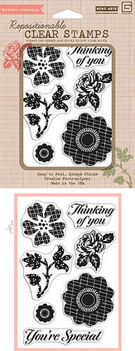 Luscious Patterned Flowers picture