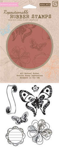 Butterflies And Print picture