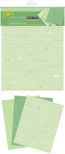 Foliage Designer Papers picture