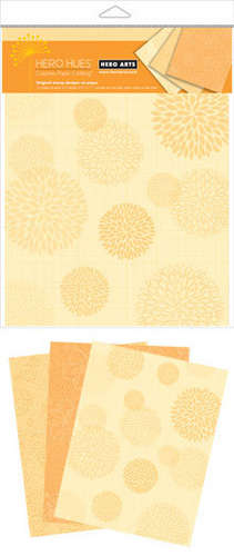 Sunshine Designer Papers picture