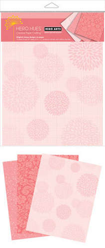 Blush Designer Papers picture