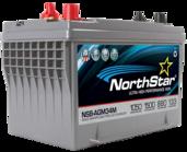 NSB-AGM-34M Battery