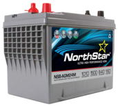 NSB-AGM-24M Battery