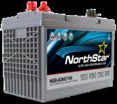 NSB-AGM-31M Battery