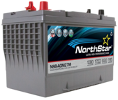 NSB-AGM-27M Battery