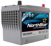 NSB-AGM-24F Battery