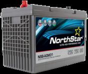 NSB-AGM-31 Battery