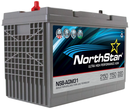 NSB-AGM-31 Battery picture