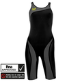 XPRESSO™ Tech Suit - Women - Black & Sillver - 32