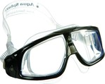 Seal 2.0™ - Clear Lens - Black/Grey Frame