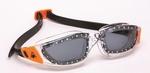 Kameleon™ Regular Fit  - Tinted Lens - Clear/Orange Frame