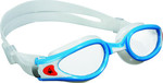 Kaiman Exo™ Small Fit - Clear Lens - Light Blue/White Frame