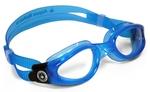 Kaiman™ Small Fit - Clear Lens - Trans Aqua Frame