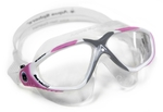 Vista™ Ladies - Clear Lens - White/Pink Frame