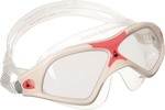 Seal XP2 Ladies™ - Clear Lens - White/Red Frame