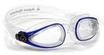 Eagle™ - Clear Lens Blue Frame