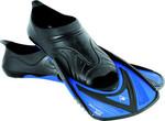 Microfin HP - Black/Blue - Size 34-35 (2-2.5)