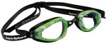 K180+™ - Clear Lens - Black/Green Frame