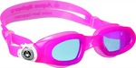 Moby Kid™ - Blue Lens - Pink/White Frame