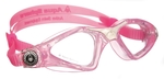 Kayenne™ Jr - Clear Lens - Trans Pink Frame with White Accents