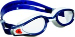 Kaiman Exo™ Regular Fit - Clear Lens - Blue/White Frame