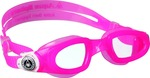 Moby Kid™ - Clear Lens - Pink/White Frame