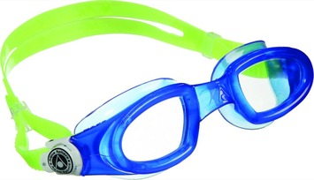 Mako™ - Clear Lens - Blue Frame picture