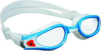 Kaiman Exo™ Small Fit - Clear Lens - Light Blue/White Frame picture