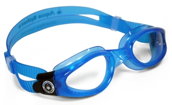 Kaiman™ Small Fit - Clear Lens - Trans Aqua Frame picture