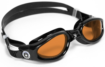 Kaiman™ Regular Fit - Amber Lens - Black Frame picture